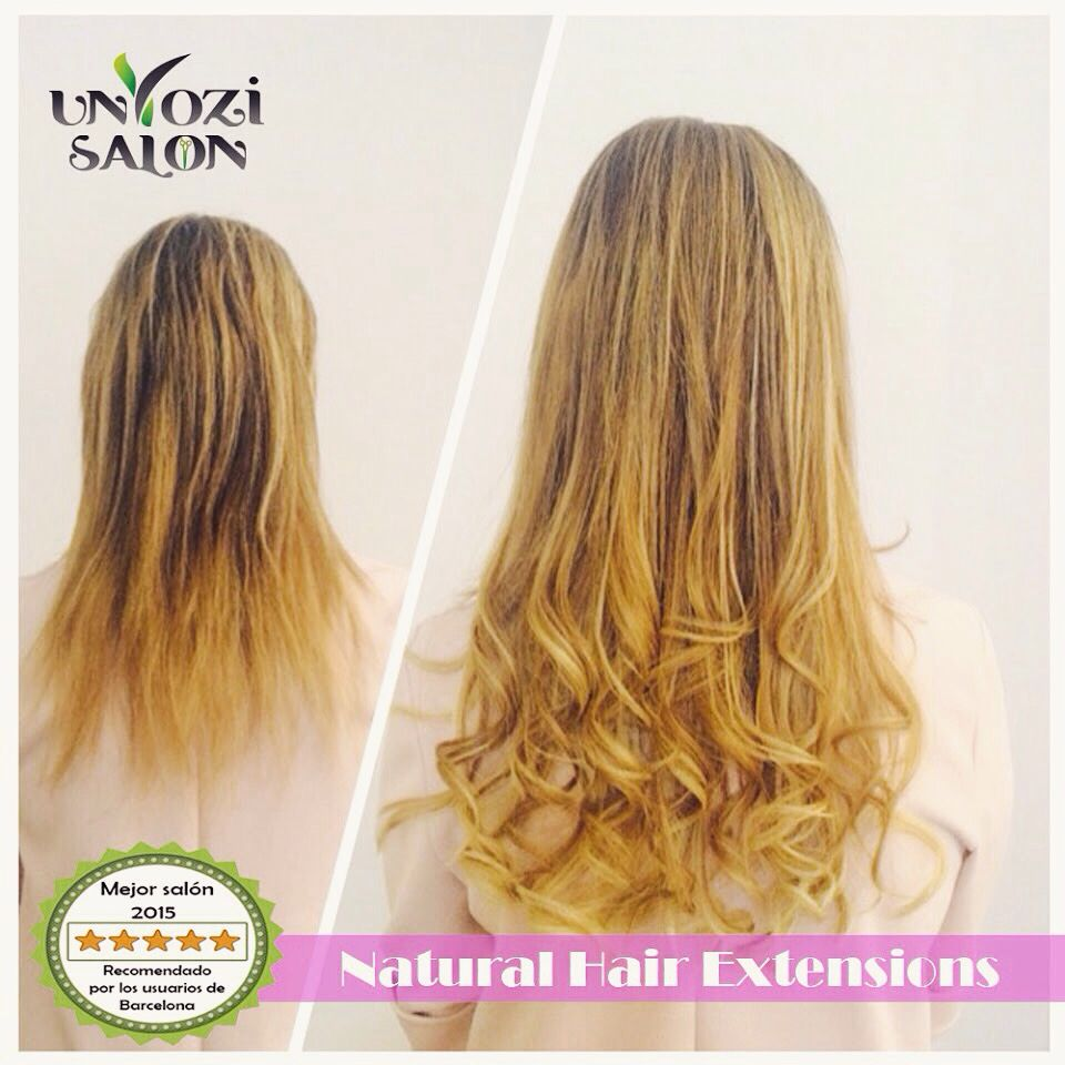 extension cabello barcelona