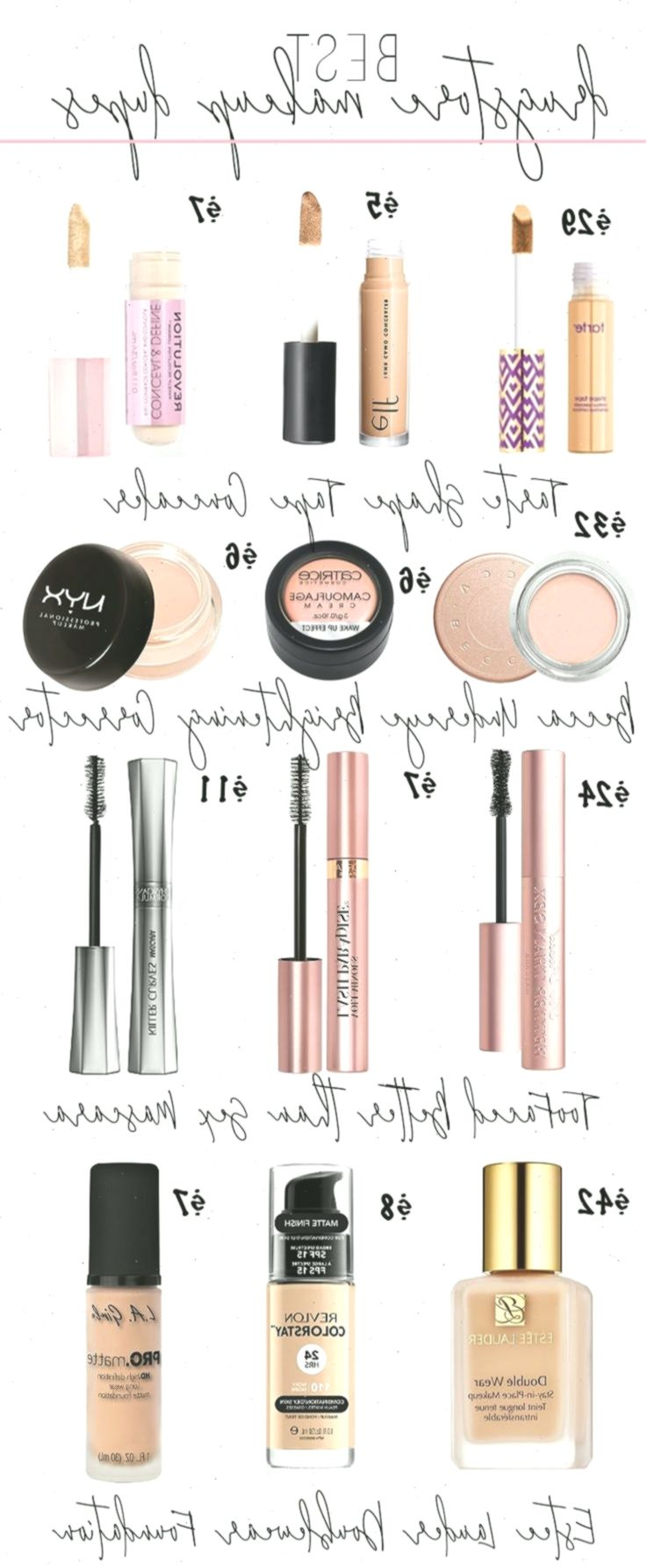 Photo of Best Makeup Dupes From the Drugstore | Drugstore Makeup Dupes | Stephanie Pernas…
