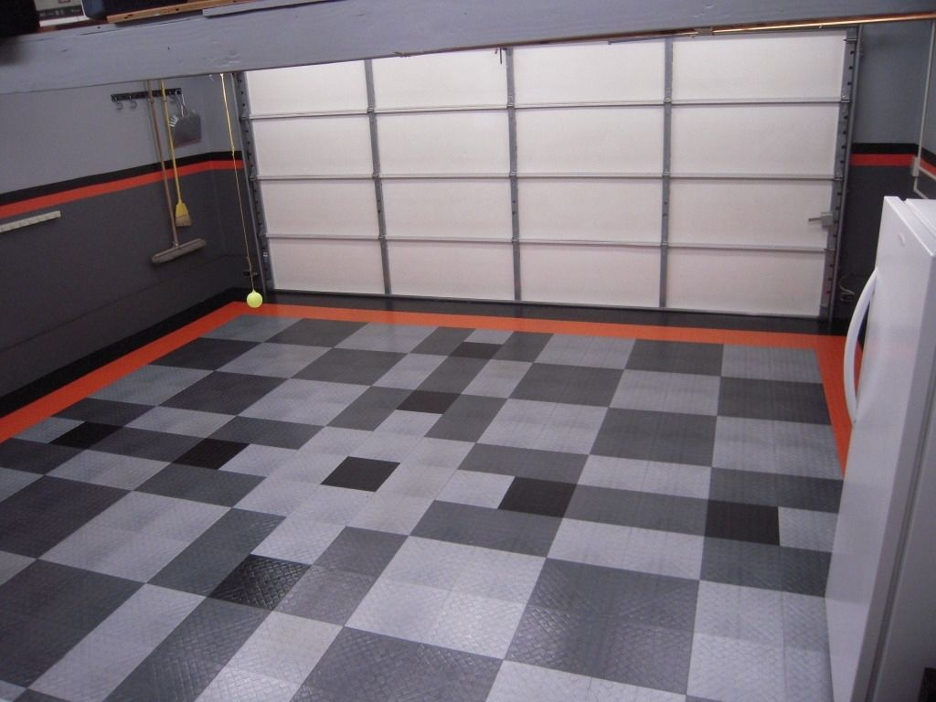 Best garage floors ideas lets look at your options flooring inexpensive garage flooring ideas garage flooring epoxy garage floor coverings reviews roll dailygadgetfo Image collections