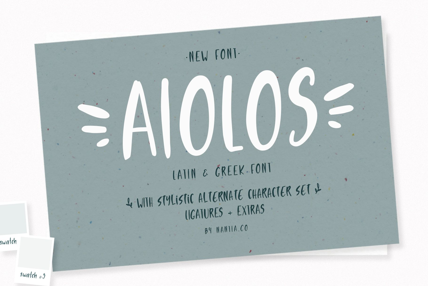 Aiolos Greek Font with extras Greek font, Doodle fonts
