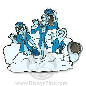 HAUNTED MANSION Ghosts D...