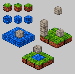 Isometric tiles by redknight91 on deviantart pixel art isometric tiles by redknight91 on deviantart tyukafo