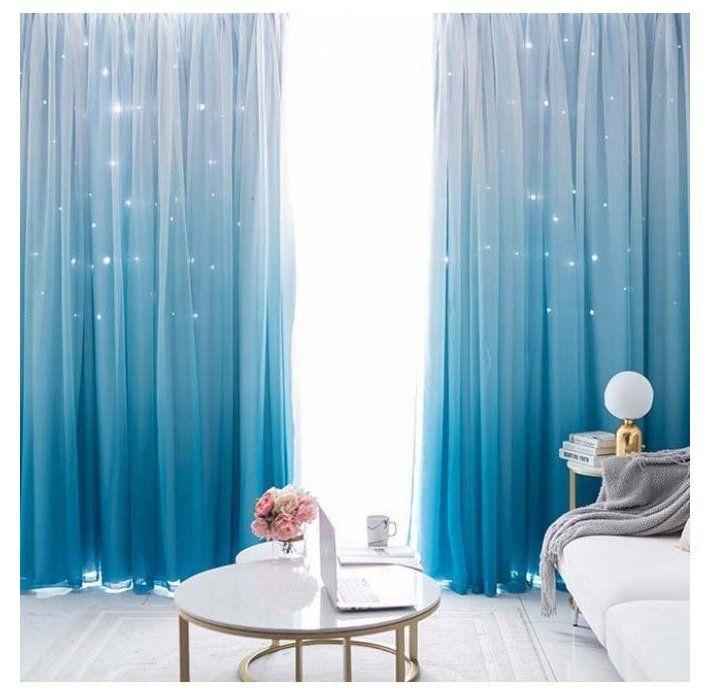 blackout curtains elsa room ideas bedrooms stars
