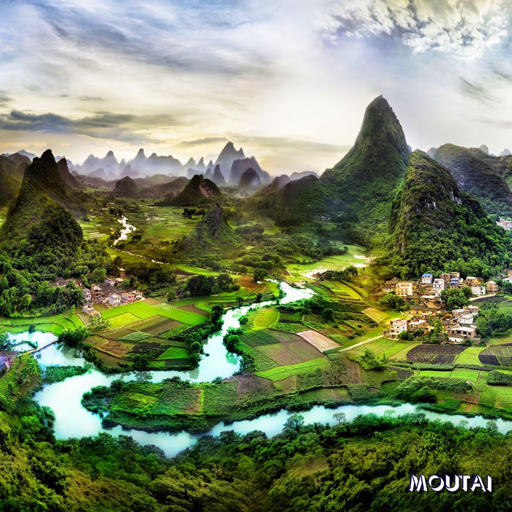 Find Your Peace Your Tranquillity And Your True Self In China Moutaidiscover Chinese Landscape