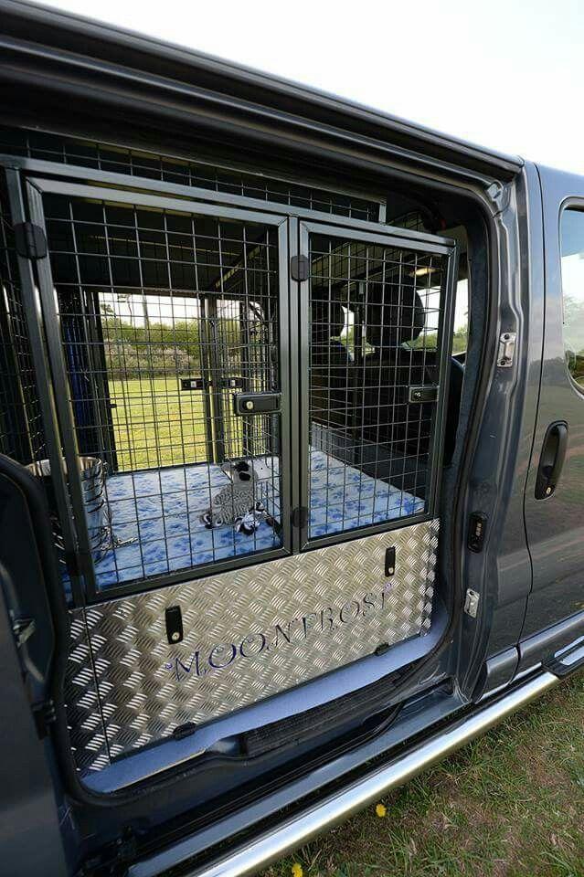 Pin By Sarah Link On Dog Vans Dog Boarding Kennels Dog Transport Dog Equipment