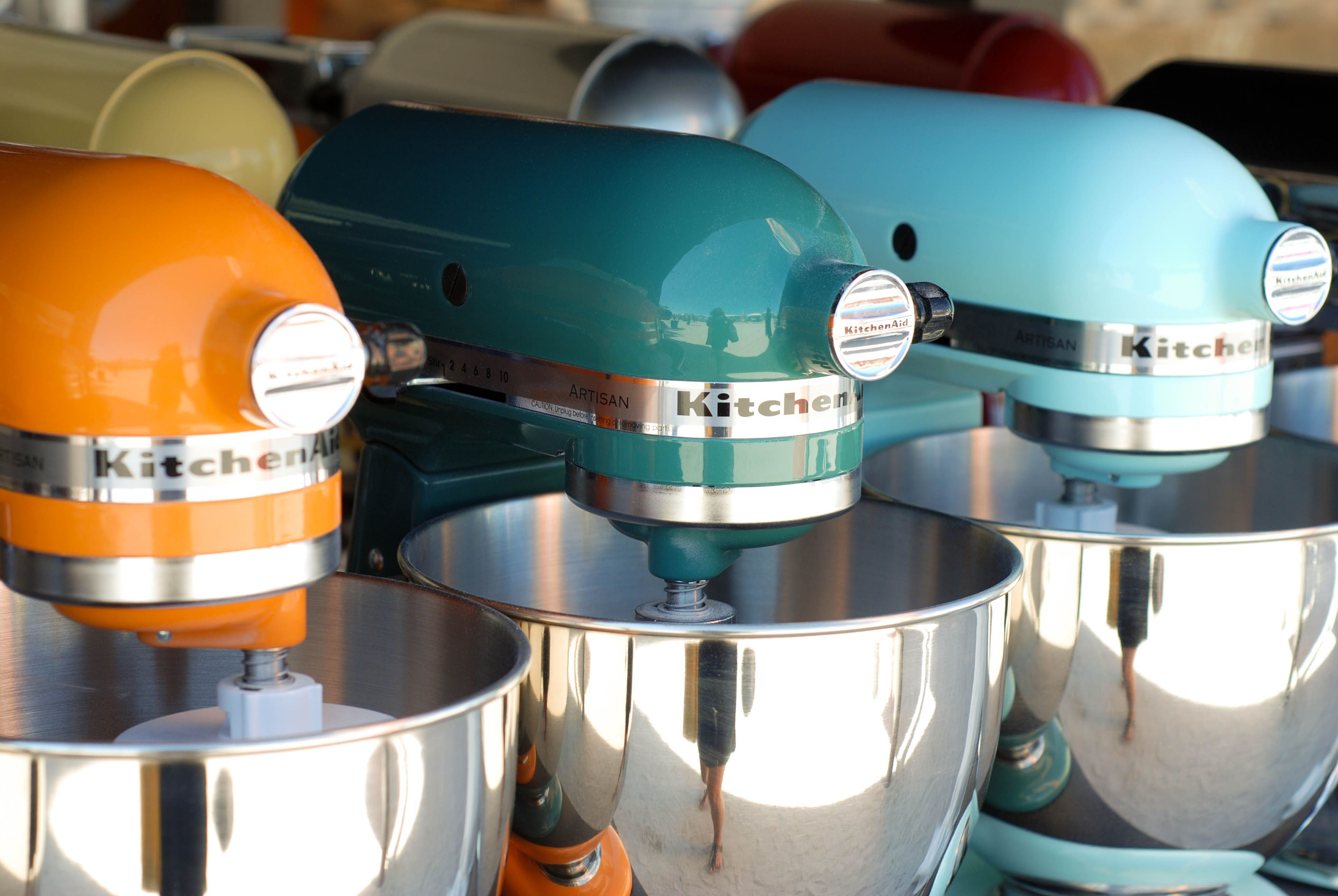 Dark teal Kitchen Aid mixer...WANT! | Home sweet home | Teal ...