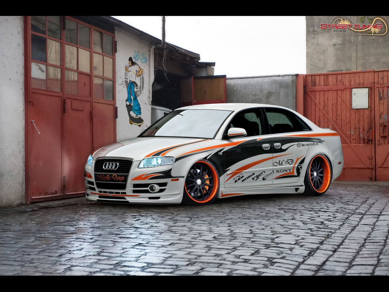 Audi S4 by MurilloDesign Hot Wheels Pinterest