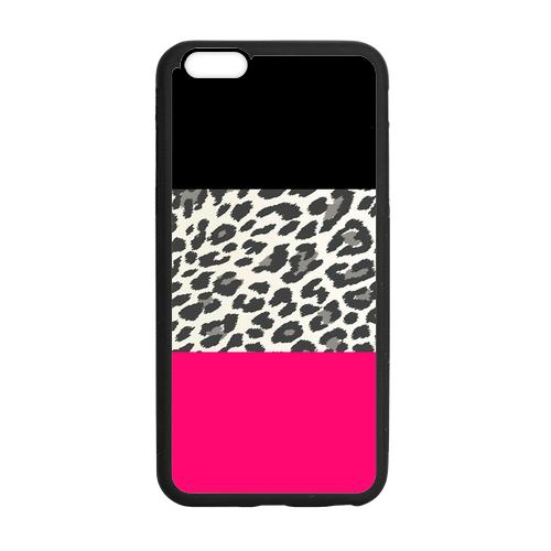 Leopard Print Leopard National Flag Case for iPhone 6 Plus