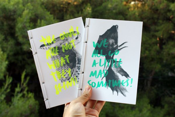 I'm not a hipster by MAMA Silkscreen - Editorial, graphic, print, magazine, book design