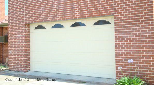 Ranch Sectional Garage Door With Ruston Windows Garage Doors Sectional Garage Doors Outdoor Decor