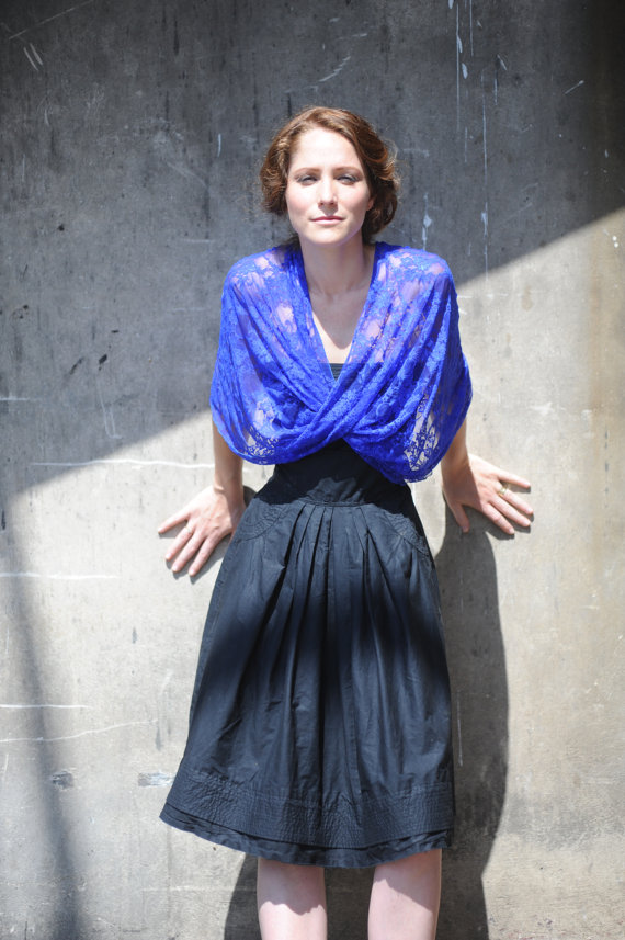 ad52c1a168db1 Blue Lace Shawl