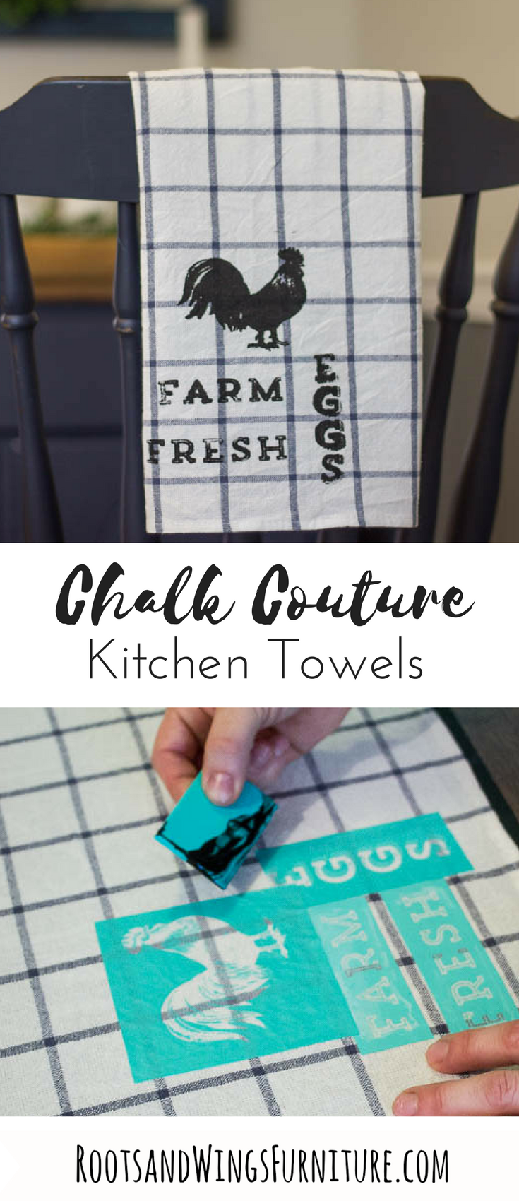Diy Farmhouse Kitchen Towels Handmade Home Decor Handmade Home