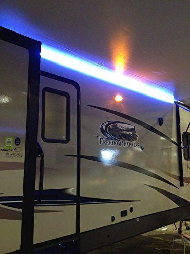 12V LED Indoor Outdoor Awning Strip Lights Campervan Motorhome RV Lamp Hot Sale