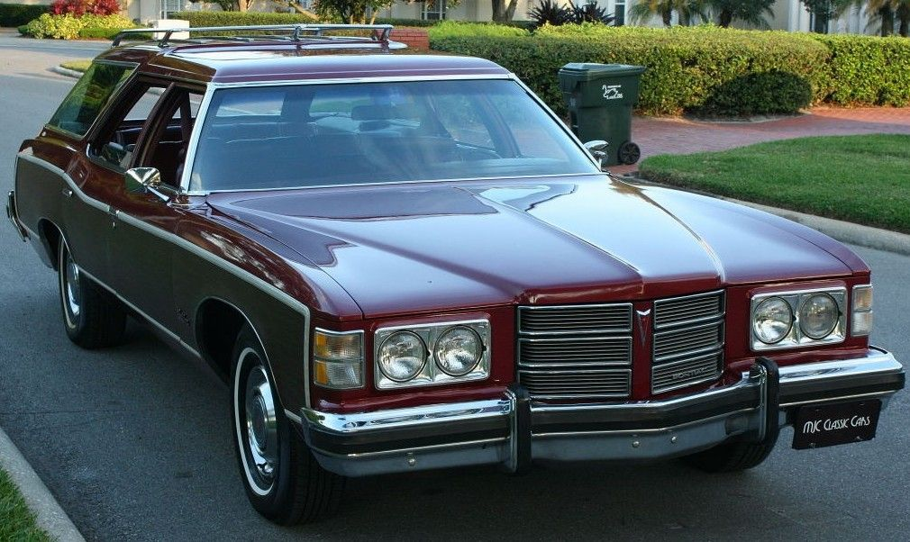 1975 Pontiac Catalina station wagon tag | Hemmings Daily |1975 Catalina Station Wagon Buick