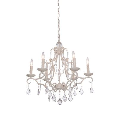 Artcraft Lighting Vintage Candle Chandelier & Reviews