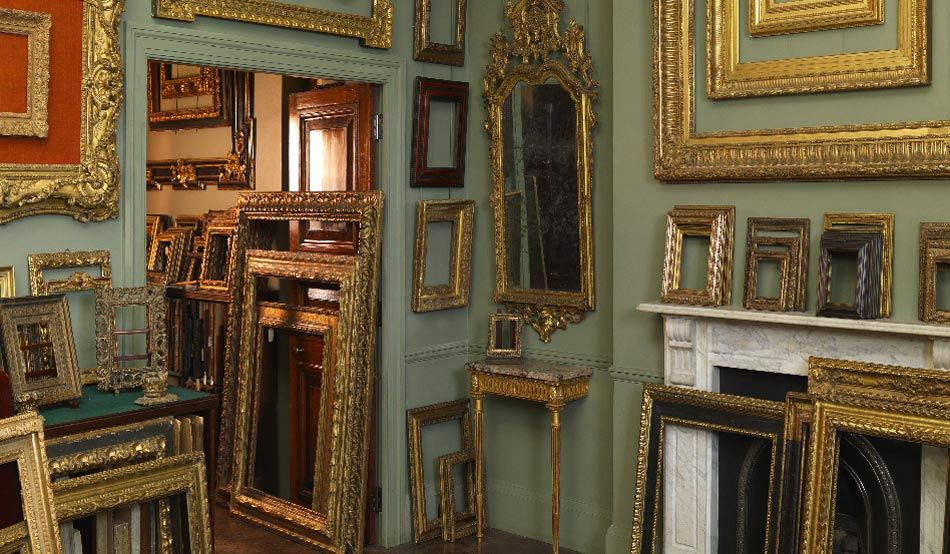 Arnold Wiggins & Sons - Picture Framers, Antique and Reproduction ...