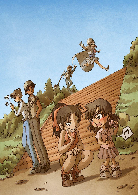 Reversed Roles By Kikaigaku โดราเอม อน ดราก อนบอล โบร โตะ ไทท น บล ช ต วละครจากการ ต น ภาพวาด น กส บโคน น