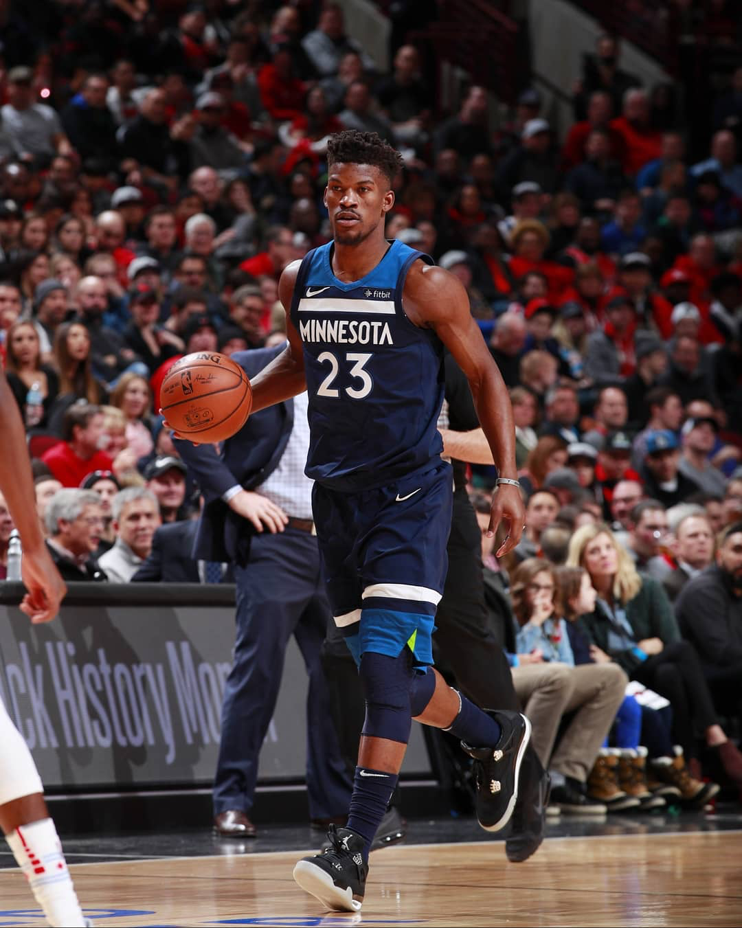 Jimmy Butler in the \