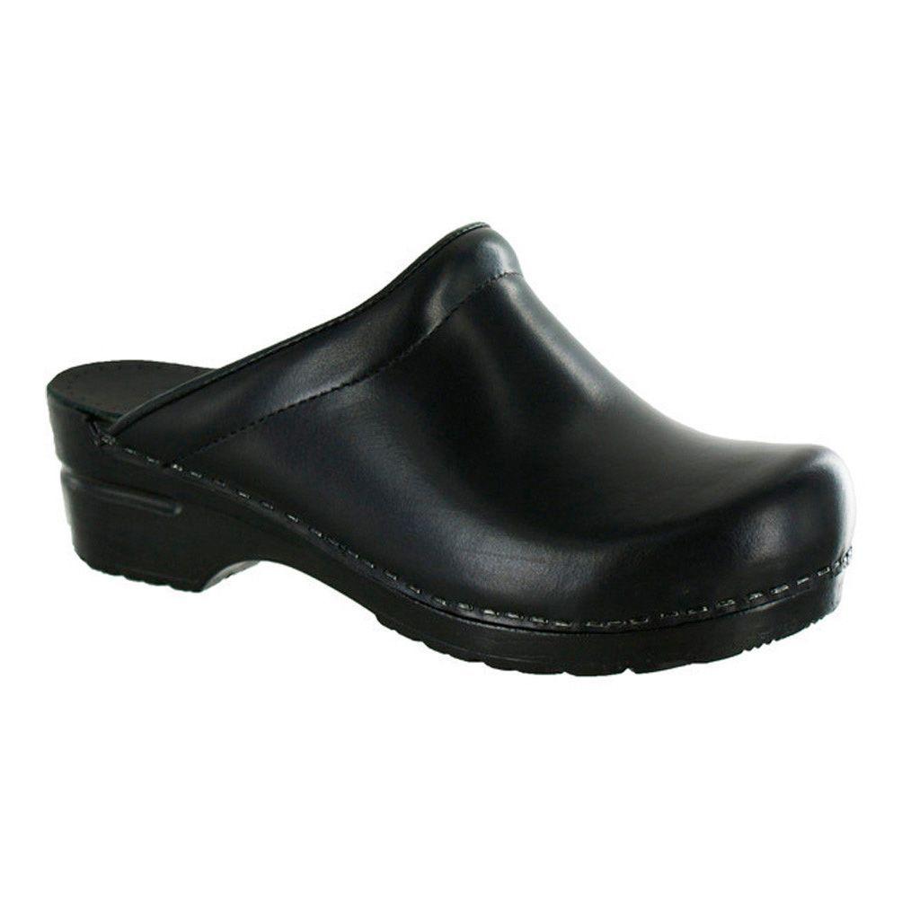 Zapatos negros Sanita para mujer VlzGADZ