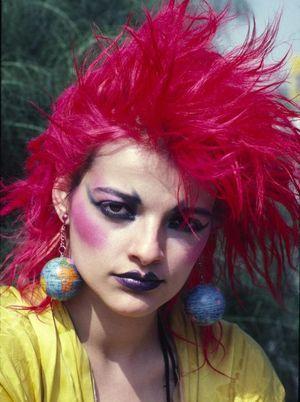 Populaire Nina Hagen - Icône punk des années 80 | Mode années 80 | Pinterest  XX15