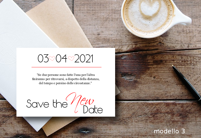 Save The New Date Cambio Data Save The Date Change The Date Partecipazioni Matrimonio Save The Date Dating Save