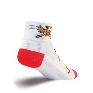 Sockguy SGX 12in Elite Performance Cycling//Running Socks