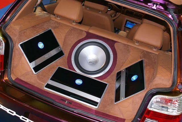 Cars Tuning Music Car & Music Custom systems Car