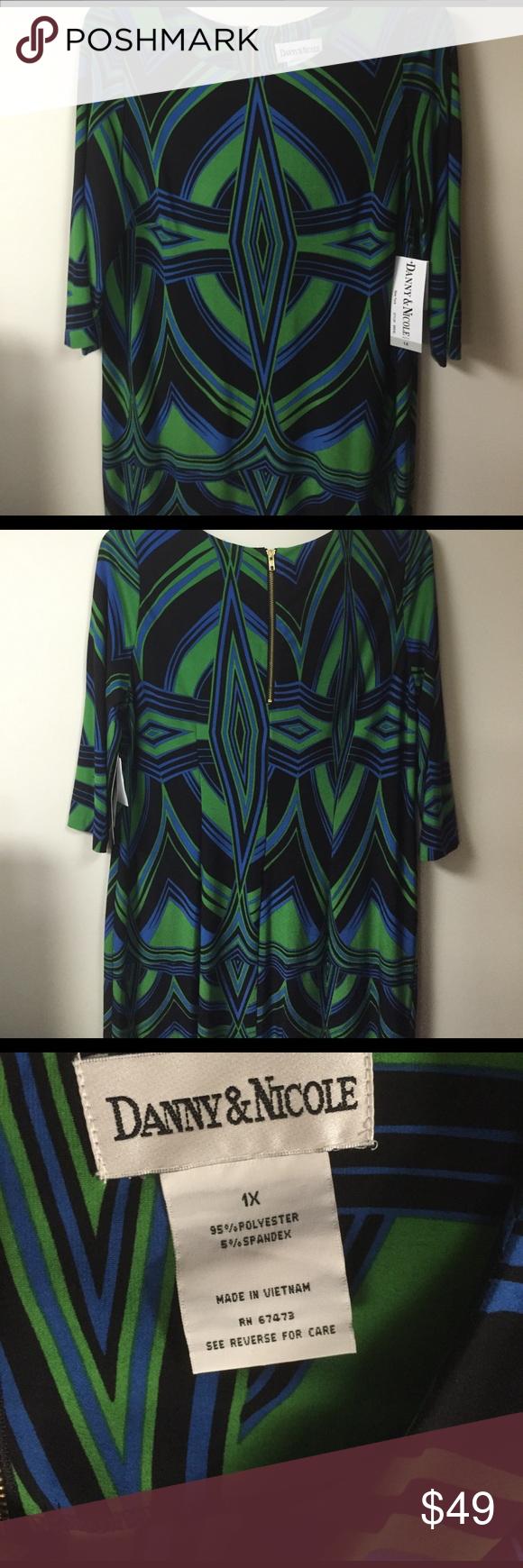 Dress Size 1X Danna & Niccole Dresses