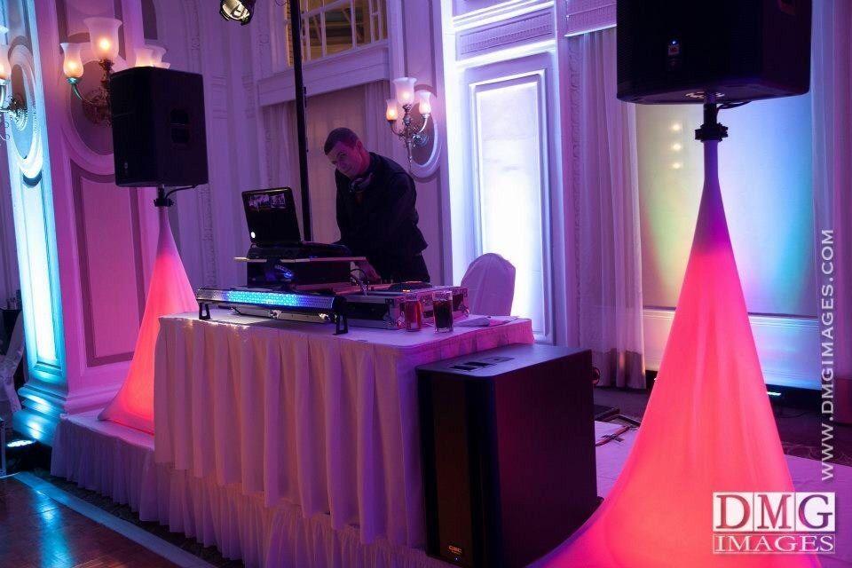 Fonix Entertainment Atlanta Dj Atlanta Wedding Dj Mobile Dj Dj Services Gallery Lighting And Dj Setup With Dj Setup Wedding Dj Setup Gallery Lighting