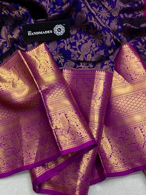Photo of Designer Gadwal silk sarees