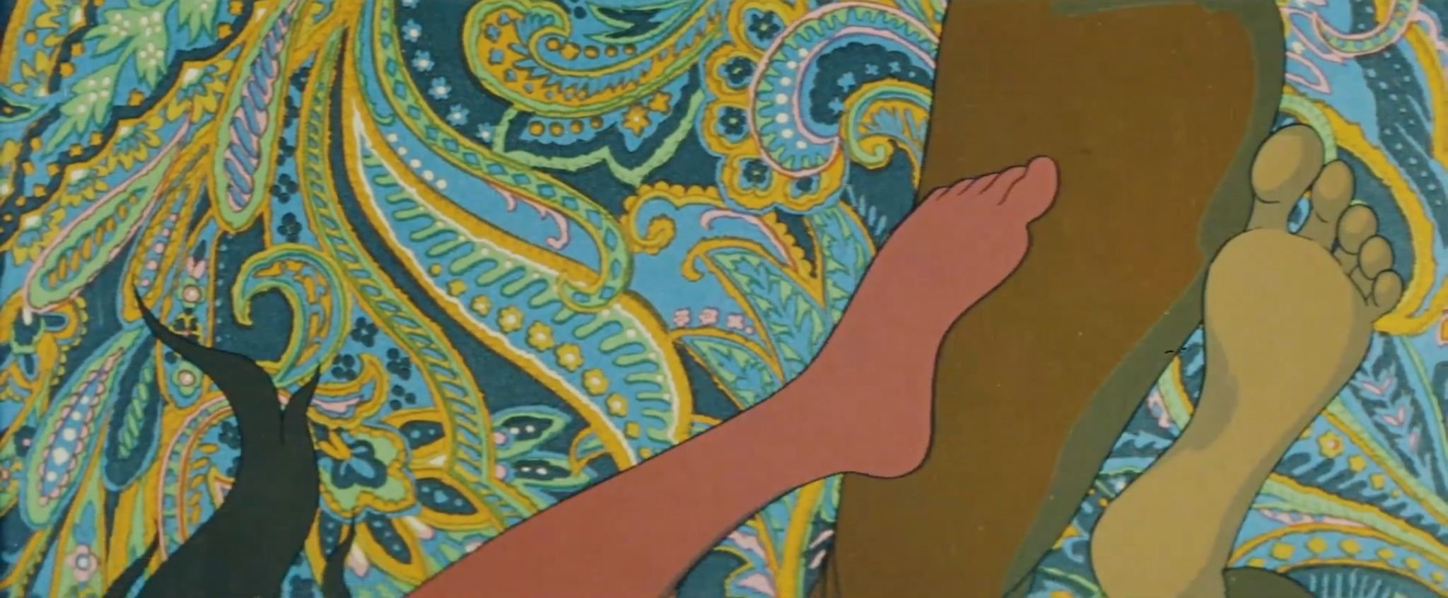 Adult Anime A Thousand And One Nights 1969
