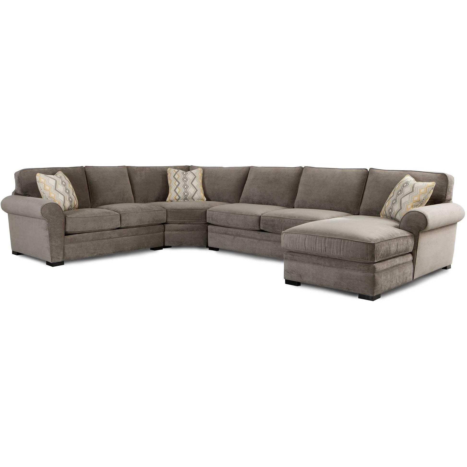 Haverty s Kara Chaise Sofa sale Style Pinterest