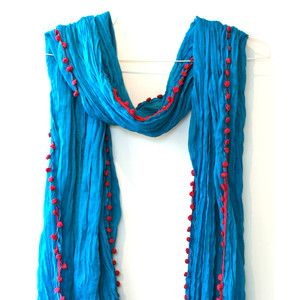 Padmal Silk Hand-Woven Scarf, now featured on Fab.