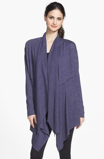 Alternative 'Wrap It Up' Open Cardigan available at #Nordstrom