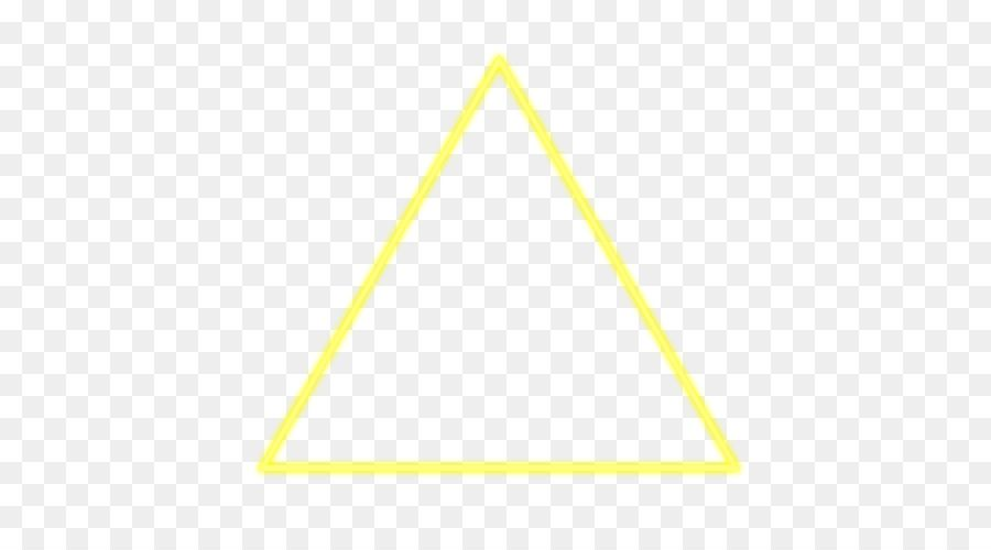 Paper Triangle Area Pattern Yellow Triangle Triangle Area Triangle Pattern