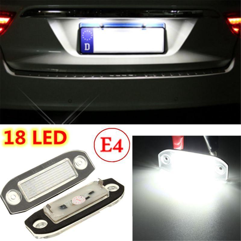 $8.65 (Buy here: https://alitems.com/g/1e8d114494ebda23ff8b16525dc3e8/?i=5&ulp=https%3A%2F%2Fwww.aliexpress.com%2Fitem%2F2Pcs-18-LED-Licence-Plate-Light-Number-Lamp-For-Volvo-S40-S60-S80-V50-XC60-XC70%2F32772224296.html ) 2Pcs 18 LED Licence Plate Light Number Lamp For Volvo S40 S60 S80 V50 XC60 XC70 XC90 V50 E-marked White for just $8.65
