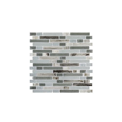 Forest Random Size Glass Mosaic Tile In Blue Glass Mosaic Tiles Mosaic Glass Mosaic Tiles
