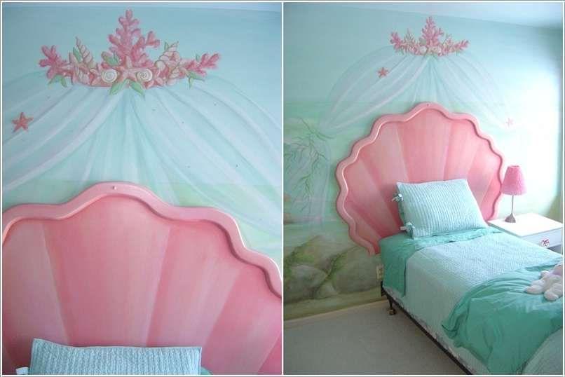 15 Lovely Disney Princesses Inspired Girls Room Decor Ideas Girls Room Decor Girl Room Girls Princess Room