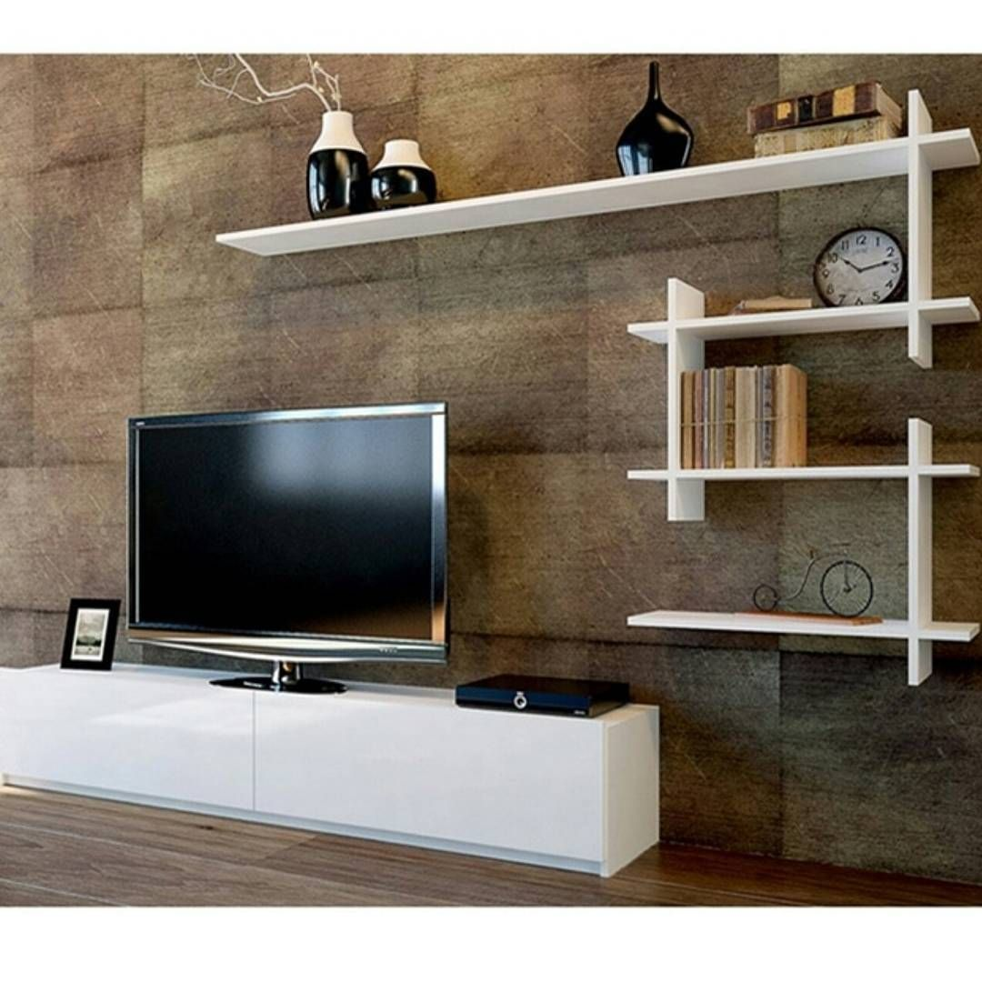 Modern yeni tv unite modelleri 7 - Tv Nite Stil Tarz Yeni Mimar Mobilya Mimari Dekor