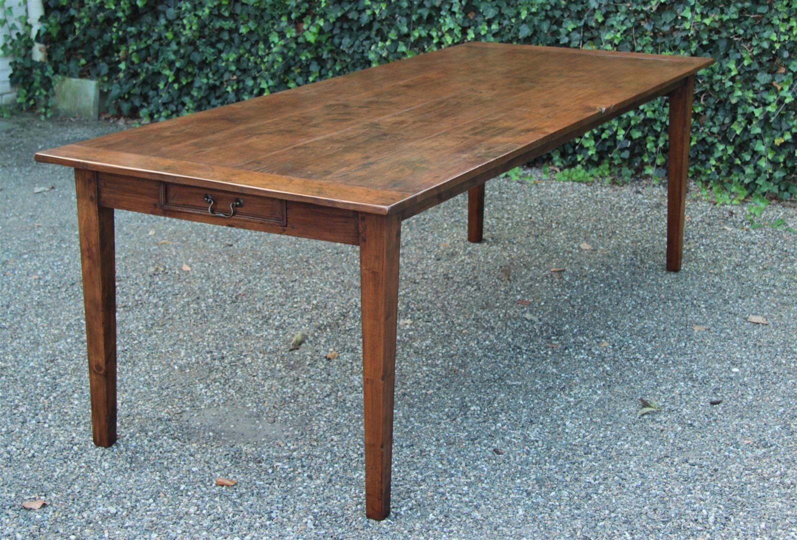 Anger Antiker Holztisch Antike Tische Antiker Langer Tisch