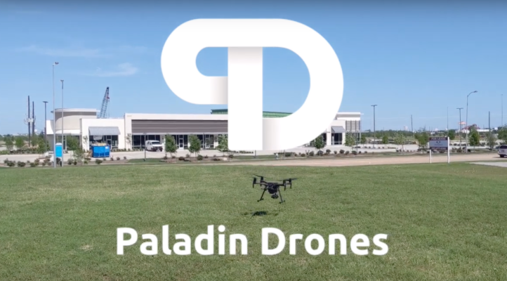 Paladin Drones picks up $1 3M to give first responders a