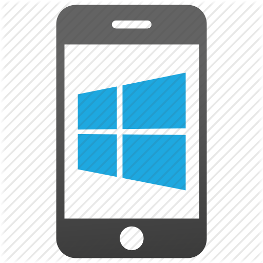 Cell Cellphone Microsoft Mobile Telephone Window Windows Phone Icon Download On Iconfinder Phone Phone Icon Windows Phone