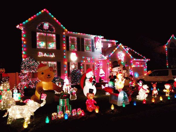 N J Holiday Lights Submit Photos Of The Best Decorated Houses