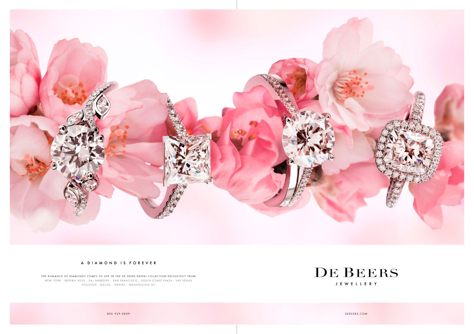 Pin by Romanson from J.ESTINA on AD reference | Pinterest | De beers ...