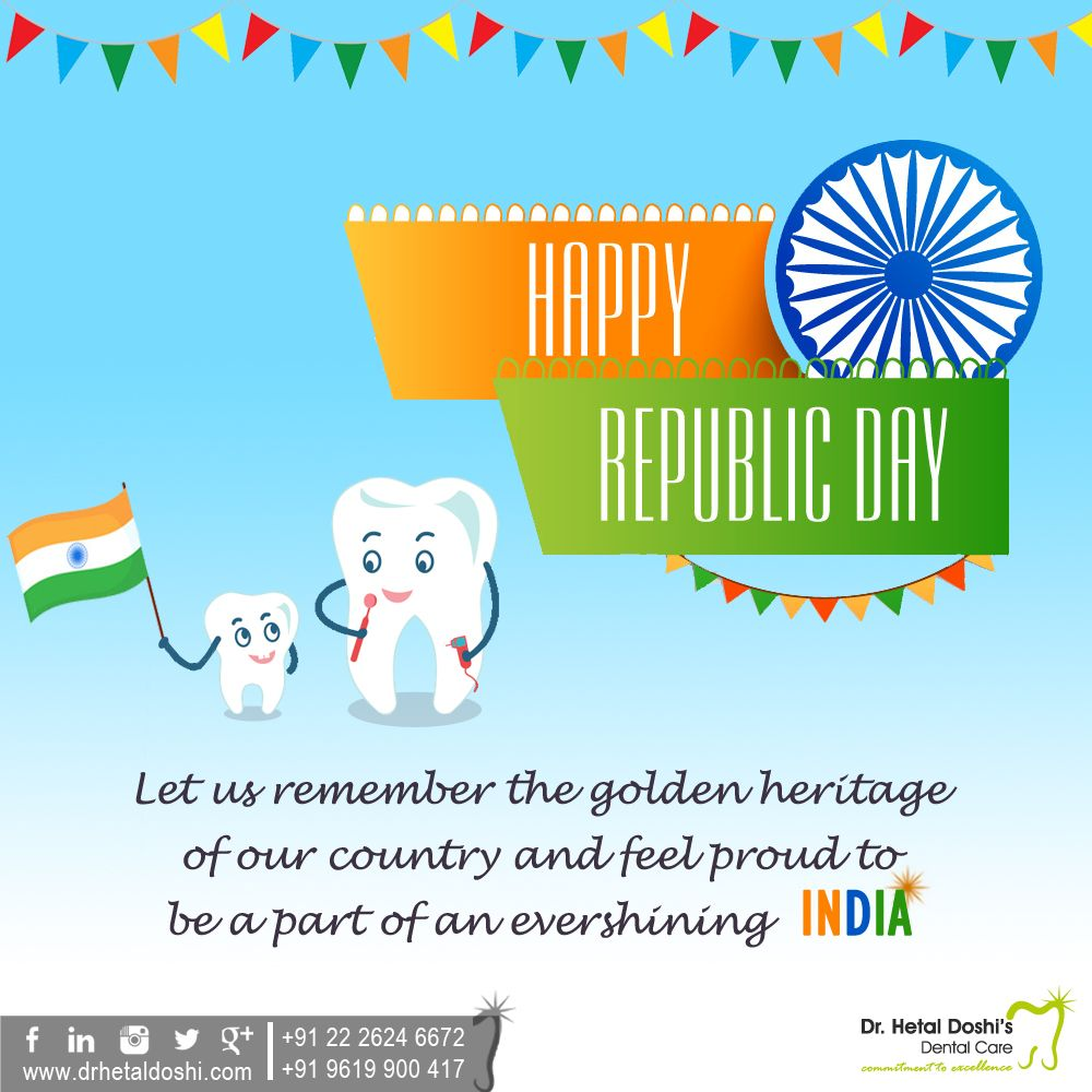 Let S Pledge To Salute Our Nation And Our Soldiers Not Only On Republicday But Everyday Happy Republic Day Vande Republic Day Root Canal We Remember Happy republic day india wishes in