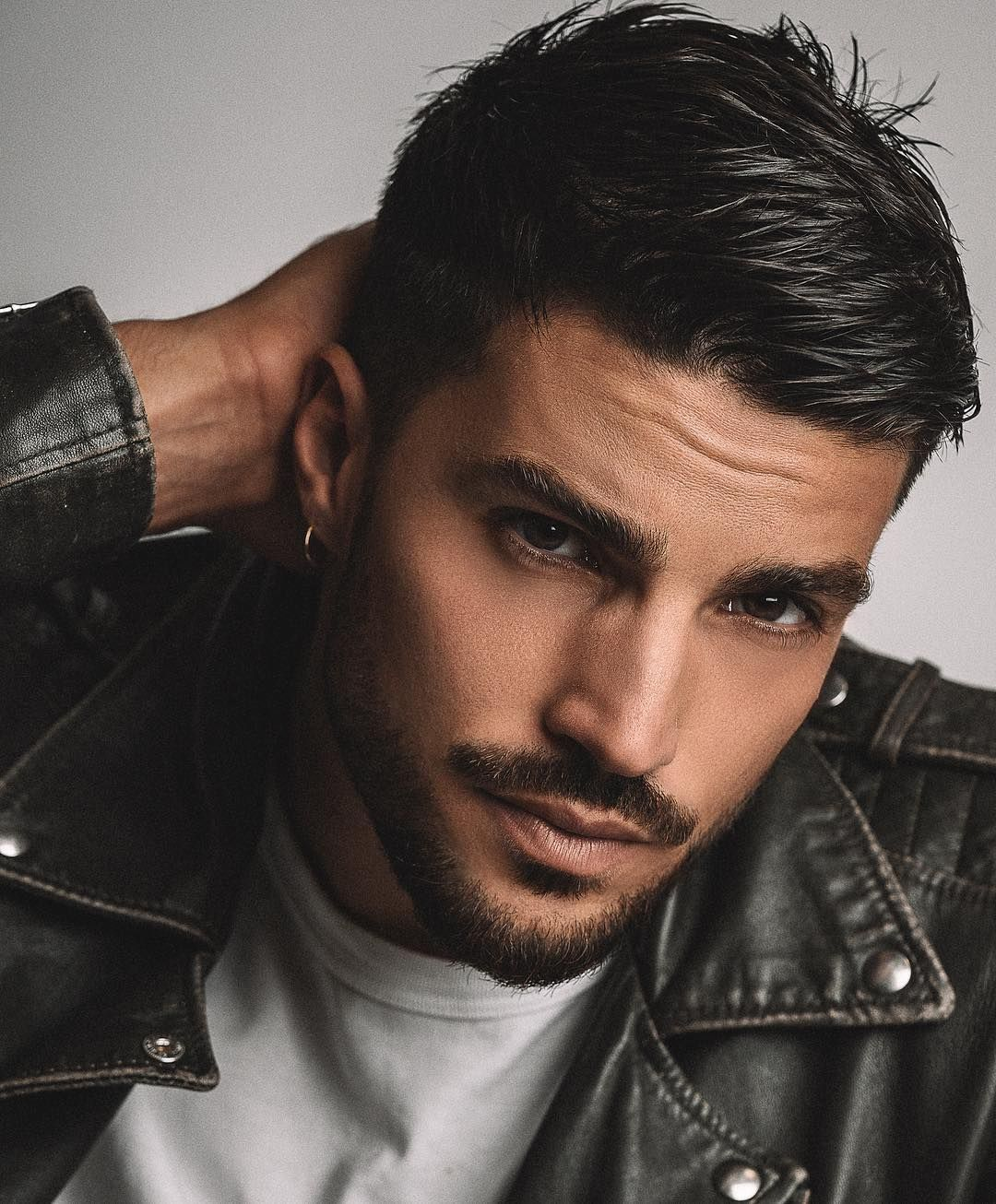 17 2 тыс отметок нравится 116 комментариев Mariano Di Vaio Marianodivaio в Instagram Beautiful Men Faces Handsome Italian Men Mens Hairstyles Short
