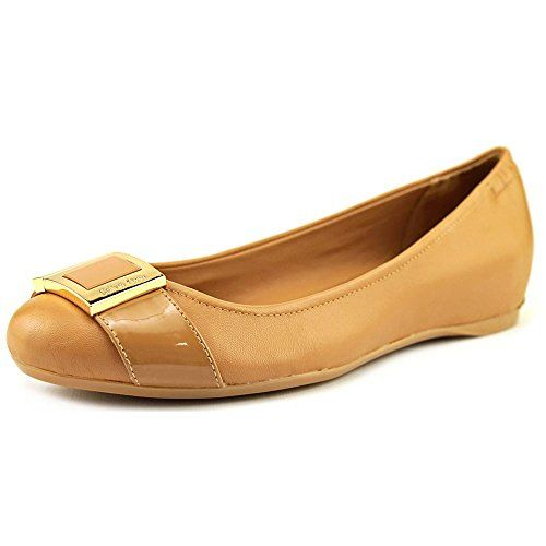 Calvin Klein Womens Madeline Ballet Flat Cameo Rose 5 M US     More info  could be found at the affiliate link Amazon.com on image. de2f3d22a9