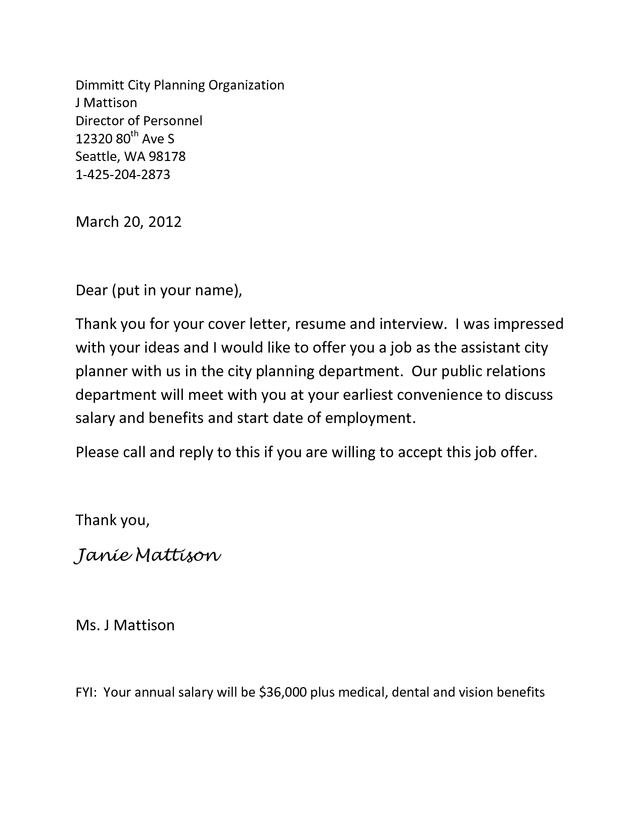 Thank You Letter After Offer Thank You Letter Sle Dental Assistant 28 Images Thank You Letter Sle .