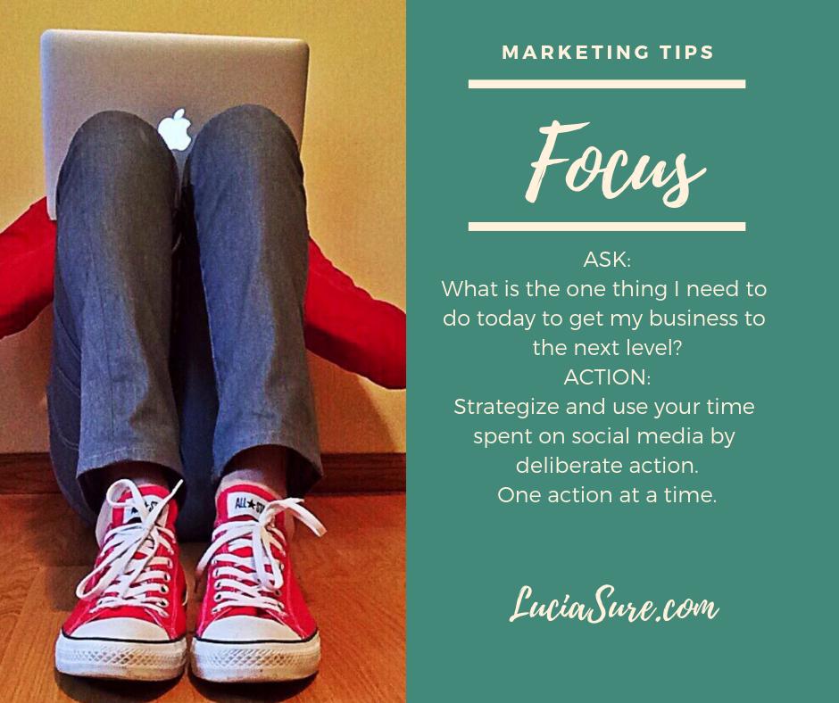 marketing tip 3 marketingtips networkmarketing attractionmarketing growup focus