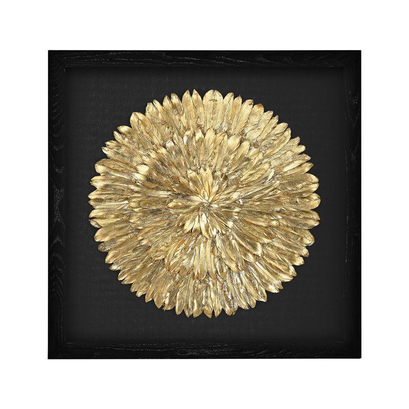 35x35 3168-019 Description Gold Feather Spiral Unit Each Price ...
